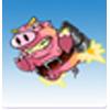 喷气飞猪 无限金币版