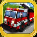 消防车3D  无限金币版