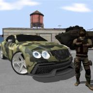 军用车驾驶3D 无限金币版