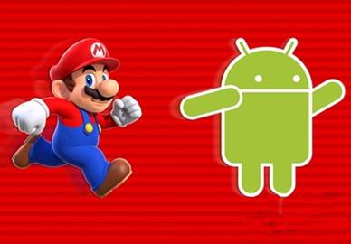 《超级马里奥RUN》将开发安卓版
