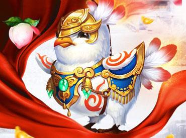 《大圣之怒》新春坐骑鸡吧 爆笑登场