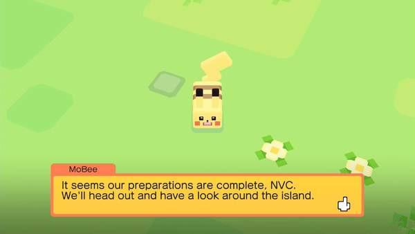 宝可梦探险寻宝Quest IGN演示 方块状皮卡丘战力惊人